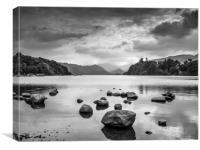 Derwent Water in the Lake District, Canvas Print