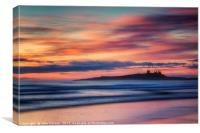 Embleton Sunrise, Canvas Print