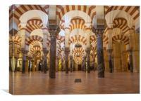 Cordoba Mezquita, Canvas Print