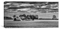 Kentish Sky, Canvas Print