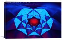 Luminarium #1, Canvas Print