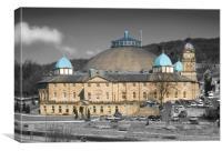 The Devonshire Dome, Buxton, Canvas Print