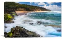 The Southern Ocean, Australia, Canvas Print