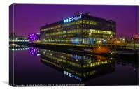 BBC Scotland Reflections, Canvas Print