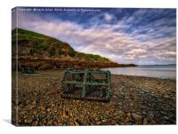 Bull Bay, Anglesey., Canvas Print