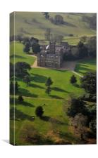 Highclere Castle, Canvas Print