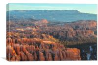 Bryce Canyon, Canvas Print