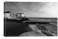 Seaford Head Monochrome East Sussex