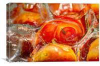 Frozen Fruit, Canvas Print
