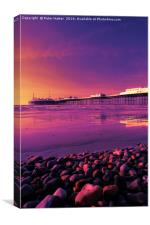 Brighton Pier., Canvas Print