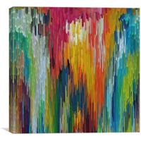 Abstract pattern, Canvas Print