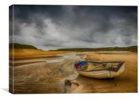 The Storm at Aberffraw.