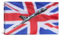 Spirit of Great Britain, Canvas Print