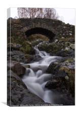 Ashness Bridge - Autumn, Canvas Print