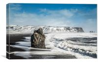 ICELANDS VIC , Canvas Print