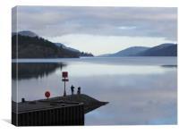 Loch Ness                               , Canvas Print