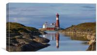 Tranøy Fyr (Tranøy Lighthouse)                    , Canvas Print