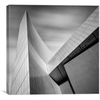 Imperial War Museum North (IWMN), Canvas Print