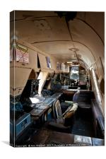 Avro Shackleton WR982, Canvas Print