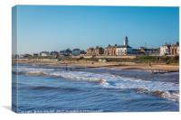 Southwold Beach Suffolk Coast, Canvas Print