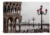 Venice Lights, Canvas Print