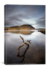From The Deep - Crummock Water, Canvas Print