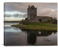 Dunguaire Castle, Kinvara, Co. Galway., Canvas Print