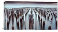 Princes Pier, Melbourne, Canvas Print