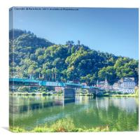 Traben-Trarbach, Germany, Canvas Print