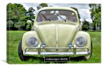 Volkswagen Beetle, Canvas Print