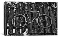 Velo Wales, Canvas Print