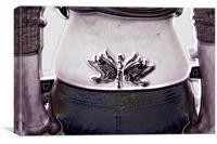 Body Art    2144_63110, Canvas Print