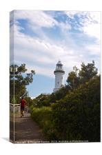 Cape Byron Lighthouse , Canvas Print