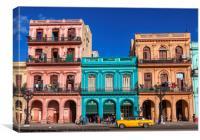 Havana, Cuba, Canvas Print