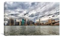 New York Skyline, Canvas Print