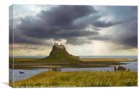 Lindisfarne, Northumberland, Canvas Print