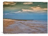 Beach Memories, Canvas Print