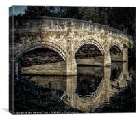 Reflecting Echoes, Canvas Print