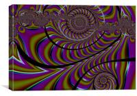 Synchronicity, Canvas Print