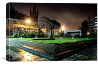Aberdeen Marischal College, Canvas Print