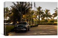 Varadero, Cuba, Canvas Print