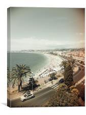 Nice to Sea You - Vintage, Canvas Print