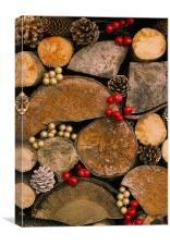 Background for Christmas Menus, cards et