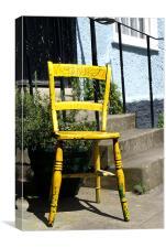 Chair, Canvas Print