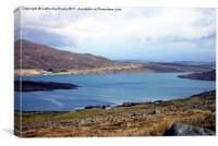 Loch Seaforth, Canvas Print