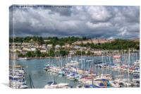 Dartmouth, Canvas Print