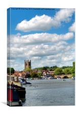 Henley-on-Thames, Canvas Print