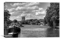 Henley-on-Thames, Canvas Print