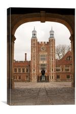Eton College, Canvas Print