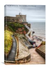 Jacobs Ladder, Canvas Print